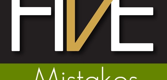 five-mistakes